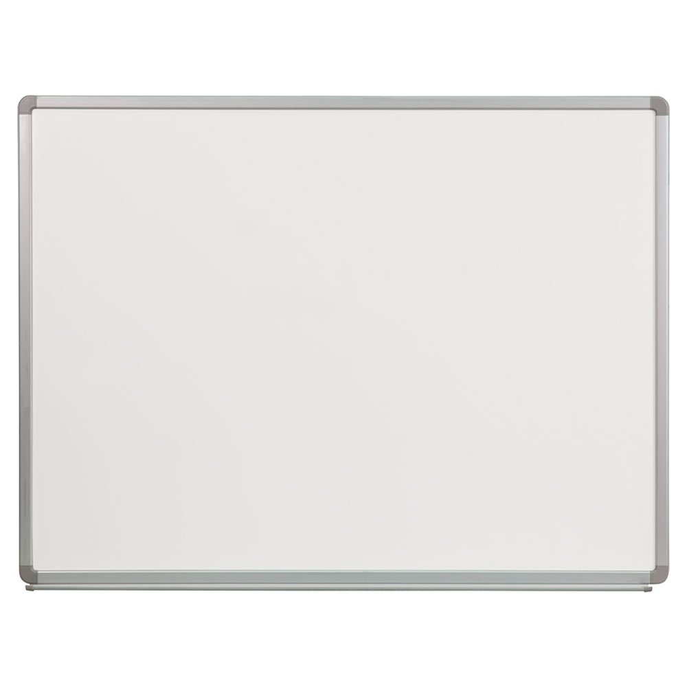 Offex 4 x 3 Feet Porcelain Magnetic Marker Board (OF-YU-90X120-POR-GG)