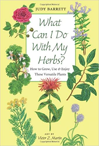 recipes from and for the garden barrett judy martin victor z