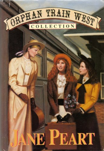 Orphan Train West Collection: Quest for Lasting Love Dream of a Longing Heart, Homeward the Seeking Heart (Homeward Hearts)