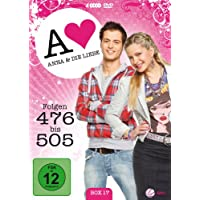 Anna und die Liebe - Box 17, Folgen 476-505 [4 DVDs]