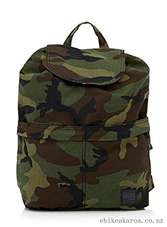 Vans Lakeside Camo School Bag Backpack c6d6538b5f