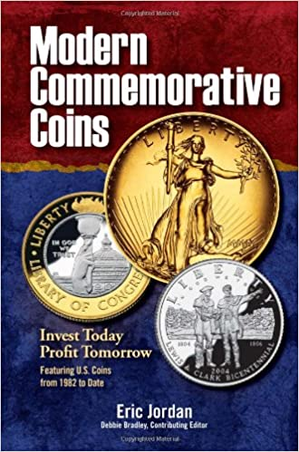 Book Modern Commemorative Coins: Invest Today - Profit Tomorrow