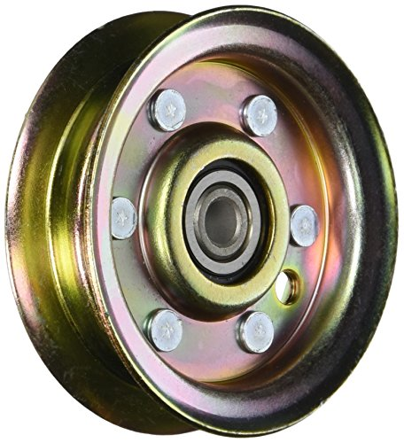 Maxpower 9376 Deck Idler Pulley Replaces AYP/Craftsman/Husqvarna/Poulan 104360X, 131494, 173438, 532104360, 532173438,  - Idler Deck Pulley