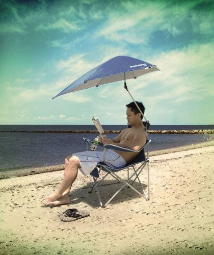 Sport-Brella Umbrella Chair – 360 Degree Sun Protection Chair
