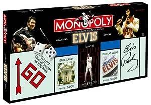 USAopoly Elvis Monopoly by: Amazon.es: Juguetes y juegos