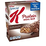 Special K Protein Meal Bar, Double Chocolate, 6-Count Boxes (Pack of 3)
