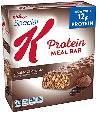 Special K Protein Meal Bar, Double Chocolate, 6-Co…