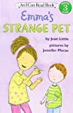 img - for Emma's Strange Pet (I Can Read! - Level 3) by Jean Little (21-Jan-2005) Paperback book / textbook / text book