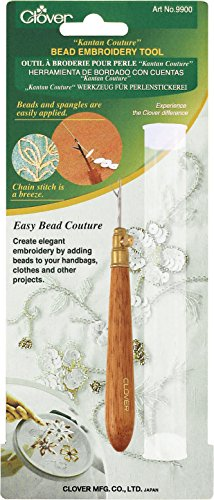 Clover 9900 Kantan Couture Bead Embroidery Tool-