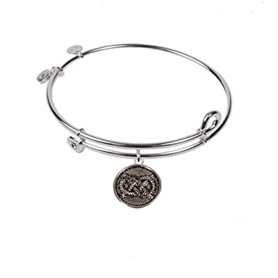 0d870fdeb4a23 Amazon.com: SOL 230061 Sailor's Knot, Bangle Sterling Silver Plated ...