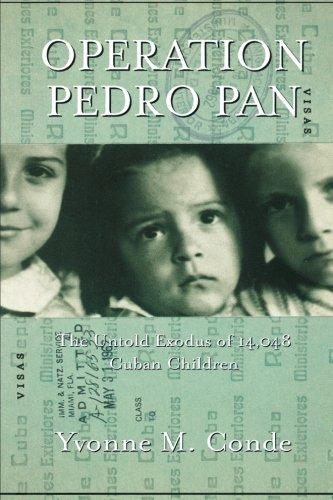 Operation Pedro Pan: The Untold Exodus of 14,048 Cuban Children