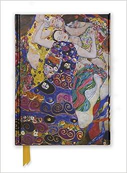 Klimt: The Virgin (foiled Journal) por Flame Tree epub