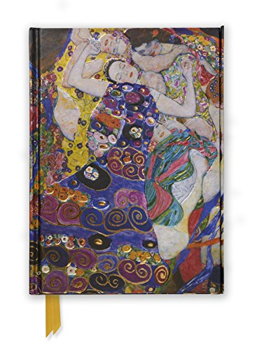 Klimt: The Virgin (Foiled Journal) (Flame Tree Notebooks)