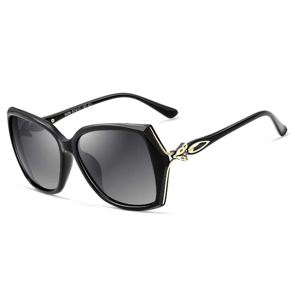 TtKj Lady Polarizing Uv Sunglasses Driver Driving Pilot Outdoor Riding Beach Sun Shade Sunglasses