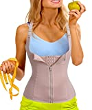 Product review for Quick Weight Loss,Gotoly Adjustable Straps Body Shaper Waist Cincher Tank Top