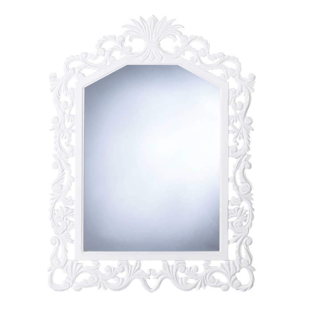 Home Locomotion Fleur-De-Lis Wall Mirror