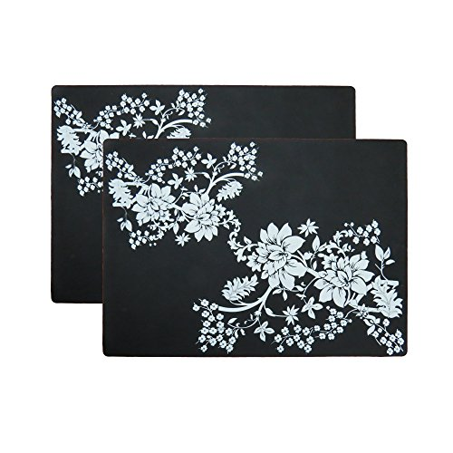 Large Size Silicone Gel Place-mat For Great Dinning Experience, Heat Resistance and Water Proof, Non Slippery, High Level of Insulation for Pots and Pans (2)