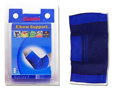Elbow Bandage Support One size fits most , Case of 96