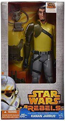 """Star Wars Hero Series 12"""" Kanan"""