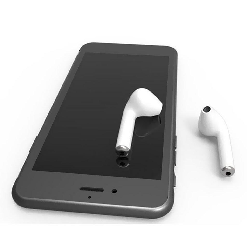 MagiDeal HBQ I7 Auriculares Bluetooth Inalámbrico Mini Audífonos Portátil para Móvil: Amazon.es: Electrónica