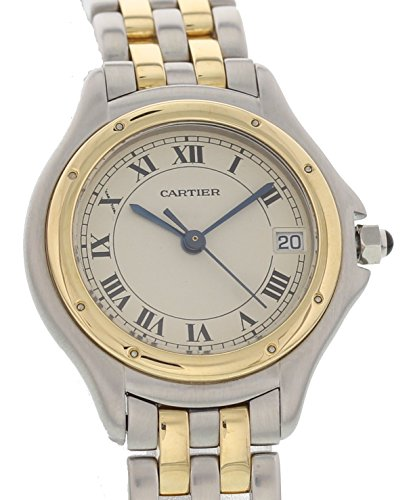 Cougars Womens Watch (Cartier Panthere Cougar quartz womens Watch 119000R (Certified Pre-owned))
