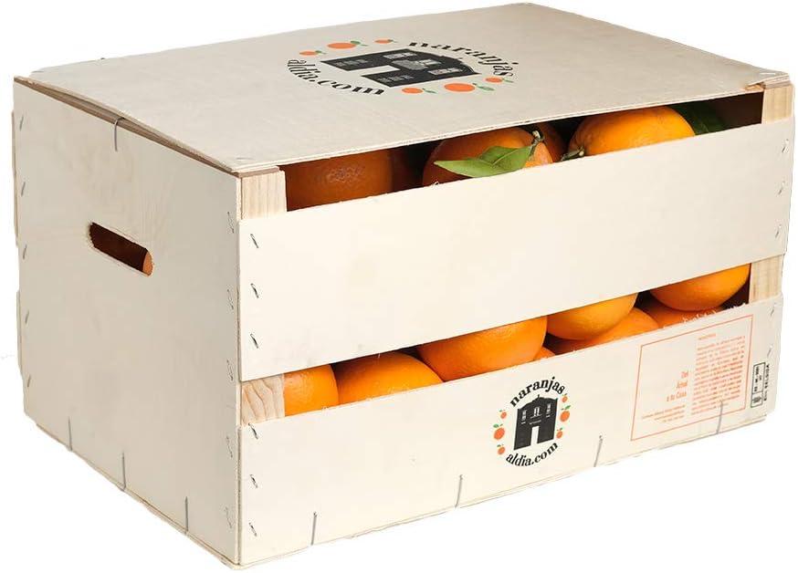Caja de 30 kg de Naranjas para zumo directas del árbol: Amazon.es: Alimentación y bebidas