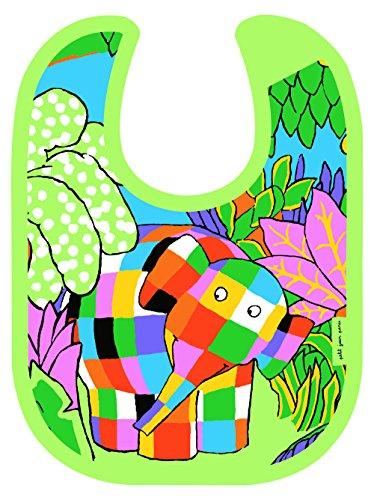 Elmer oilcloth bib