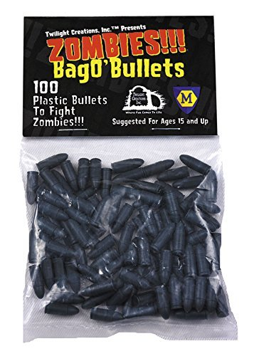 Zombies Bag O' Bullets -