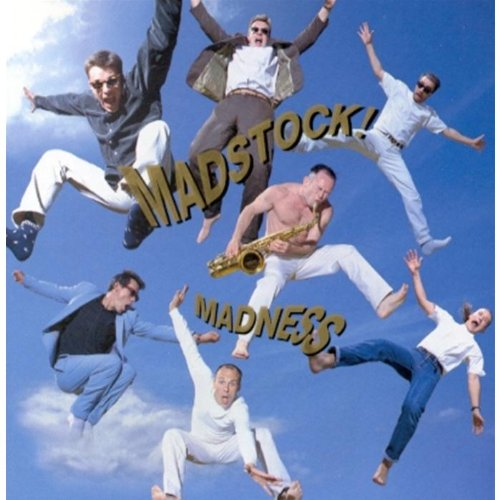 Madstock Event Live by Go! Discs/PolyGram