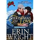 Christmas of Love: A Western Romance Novella (Long Valley Book 5)