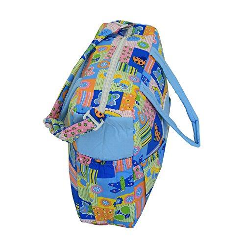 Kuber industrias bolsa de pañales, bolsa de cambiar pañales, bolsa de la Mamma (rosa)