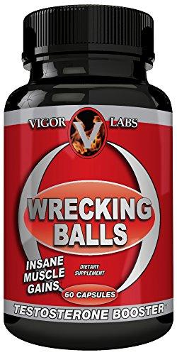 Vigor Labs Wrecking Balls Winning product image