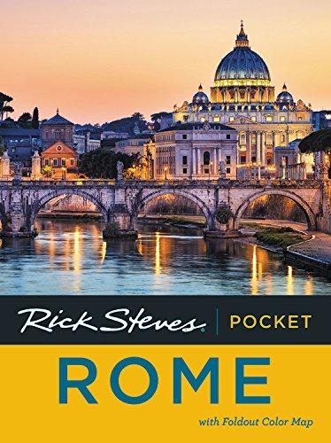 Rick Steves Pocket Rome cover