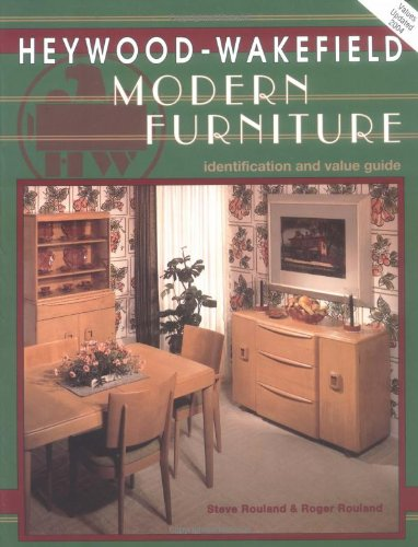 Stickley brothers furniture: identification and value guide.