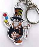D.gray-man Hallow Keychain Millennium Earl Noah Halloween Cafe Limited F/S
