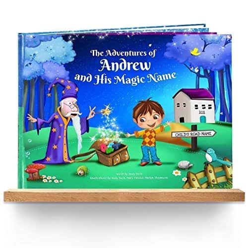 Amazon.com: Personalized Children's Story Book - Totally Unique - Great Gift for Kids: Handmade
