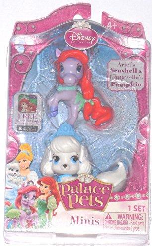 Princess Arielss Seashell Cinderellas Pumpkin product image