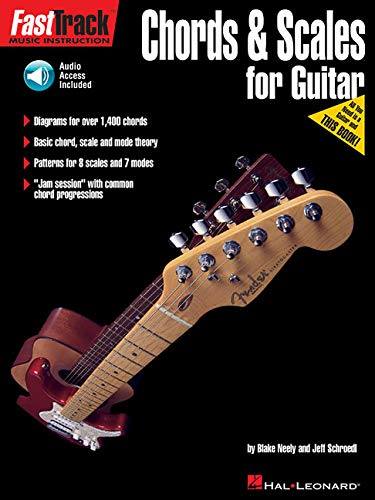 - Chords & Scales for Guitar (Fast Track Music Instruction)