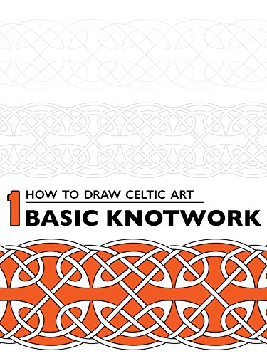 How To Draw Celtic Art: Basic Knotwork - Knotwork Art