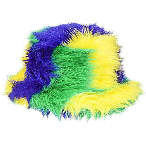 Mardi Gras Fat Tuesday Furry Bucket Party