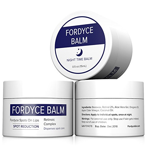 how to get rid of fordyce spots at home