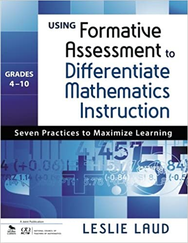 Amazon Using Formative Assessment To Differentiate Mathematics