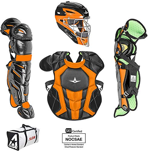 All-Star Intermediate System7 Axis Catchers Kit