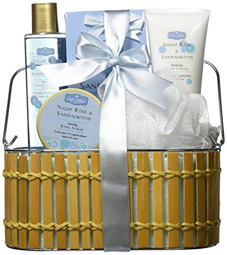 Night Rose and Sandalwood Bath Gift