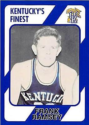 Frank Ramsey Basketball Card (Kentucky Wildcats) 1989 Collegiate Collection #105