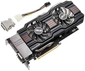 ASUS GTX 660 Ti Series Graphics Card Overclocked Edition Graphics Cards GTX660 TI-DC2O-2GD5