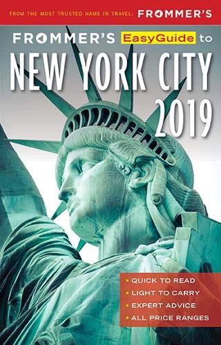 Frommer's EasyGuide to New York City - City Map New York