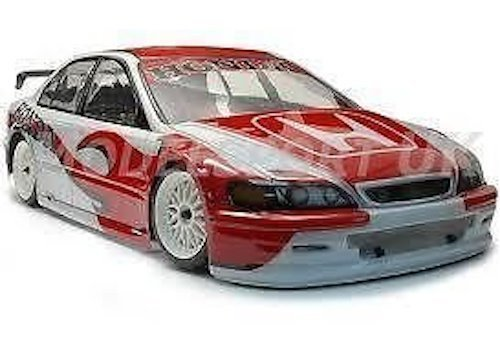 Honda Accord Touring Car Body shell 535mm Wheelbase from 2.0mm Polyethylene t...: Amazon.es: Juguetes y juegos