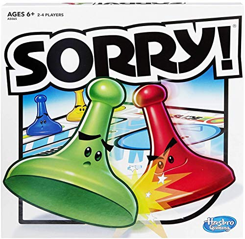 Sorry! Game (Best Board Games Under 20)
