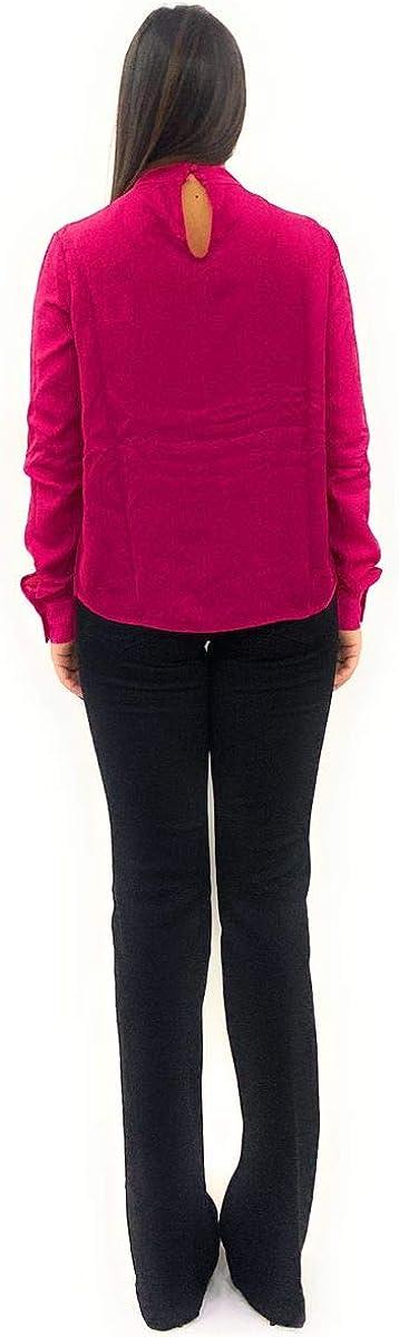 Guess LS Pelagia Top Camicia da Donna